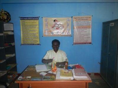 Lokale organisatie in Sri Lanka